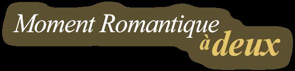 Moment romantique à deux